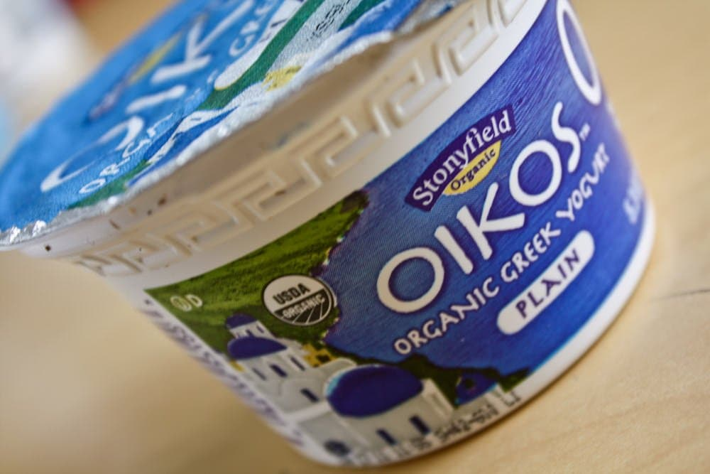 my big fat greek yogurt showdown  | Wholefully