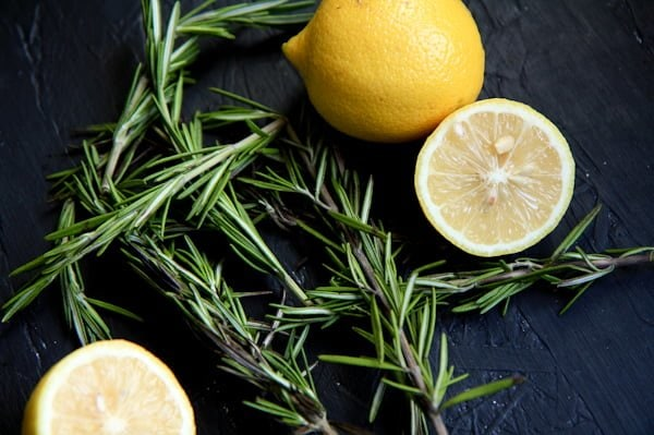 lemon rosemary