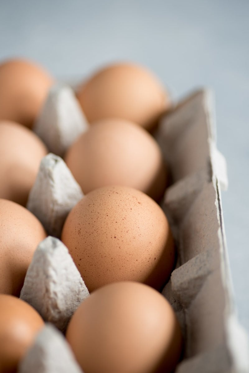 Easy-to-Peel Hard Boiled Eggs