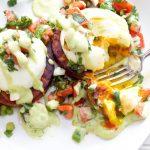 Baja Eggs Benedict