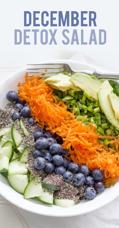 December Detox Salad