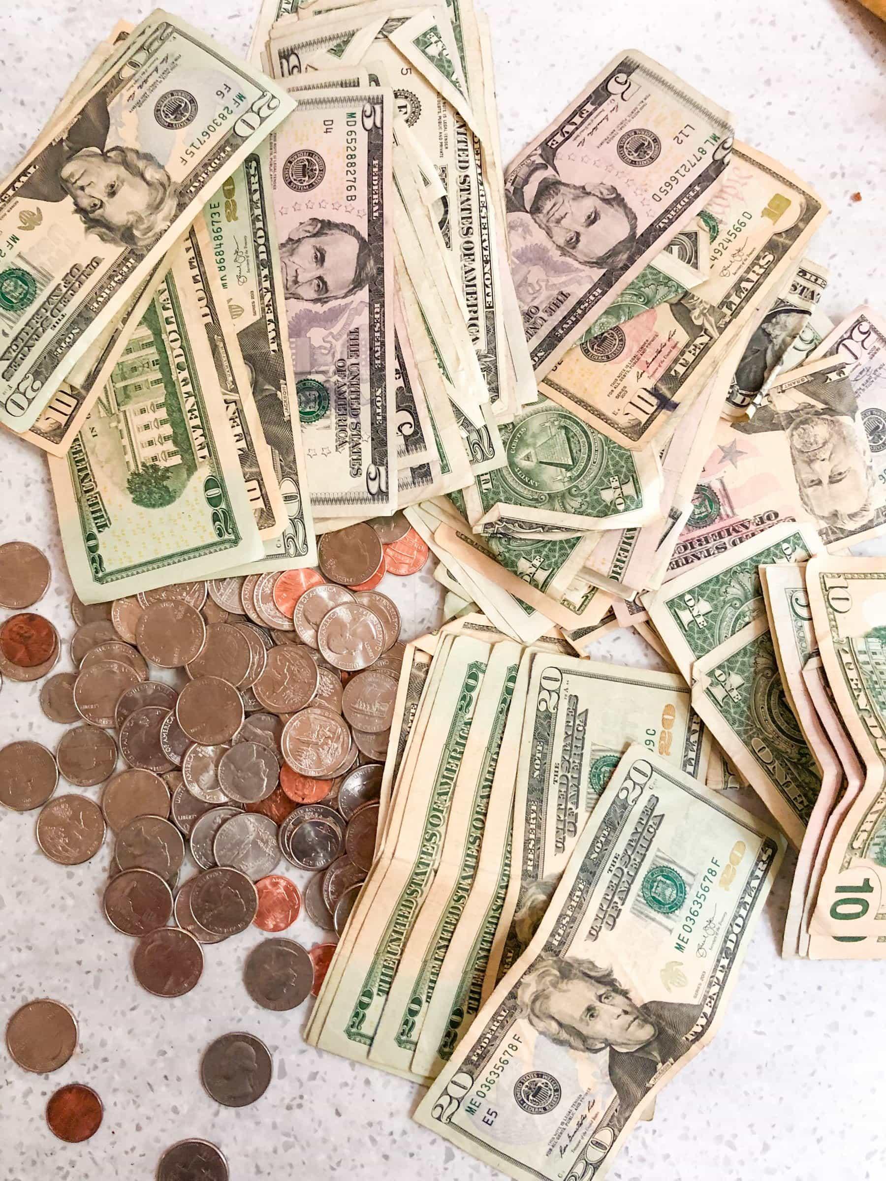 Yard Sale Tips & Tricks: How We Made $1549