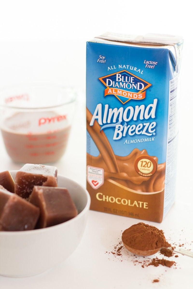 Vegan Frozen Hot Chocolate