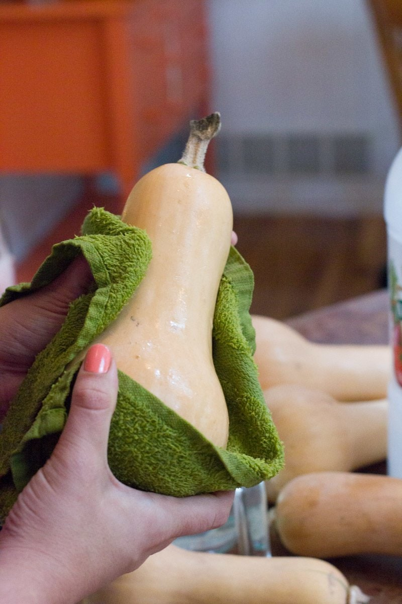 How To Cure And Store Winter Squash Wholefully