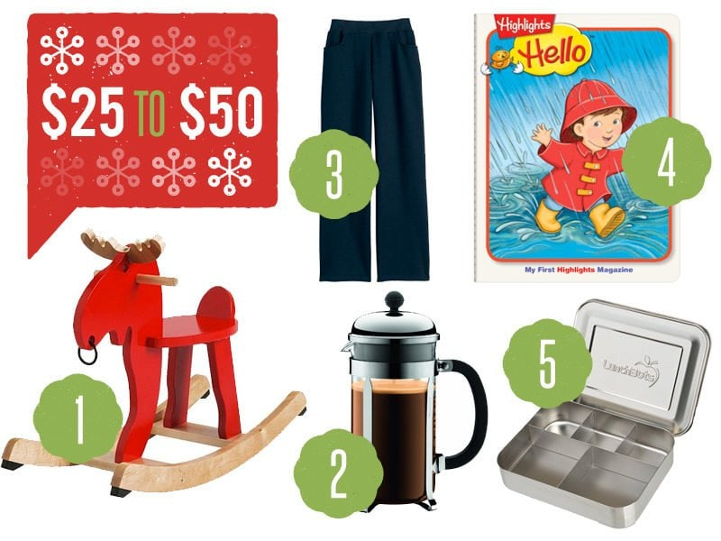 $25-$50 Gifts