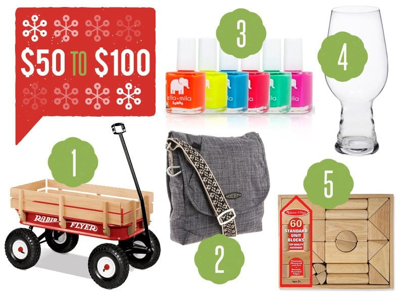 $50-$100 Gifts