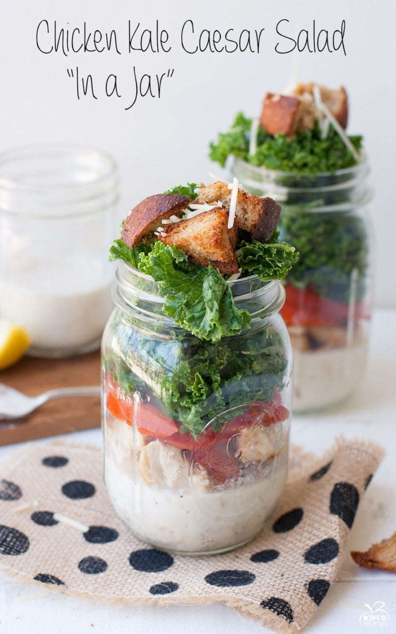 30 Salad In A Jar Recipes Wholefully
