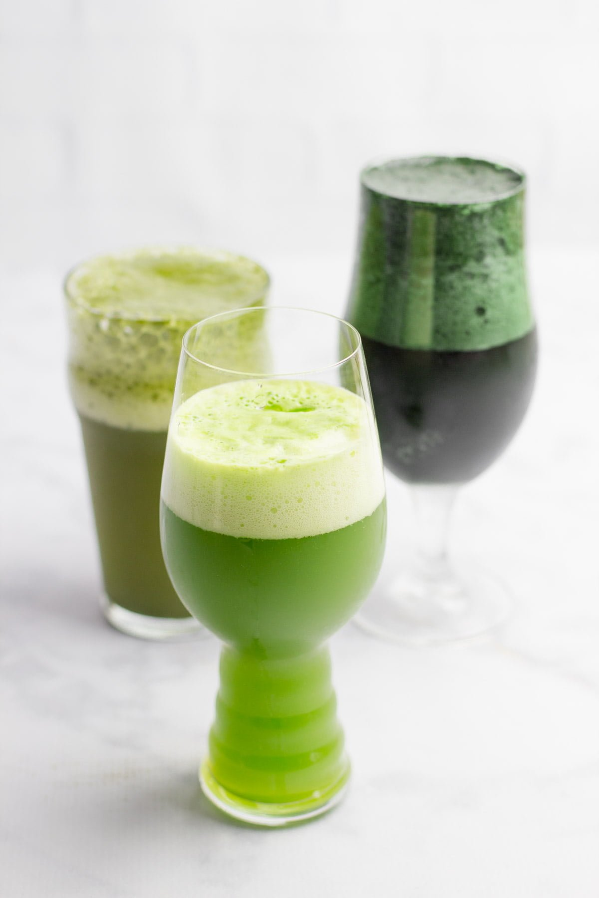 3 Ways to Make Green Beer Without Food Coloring