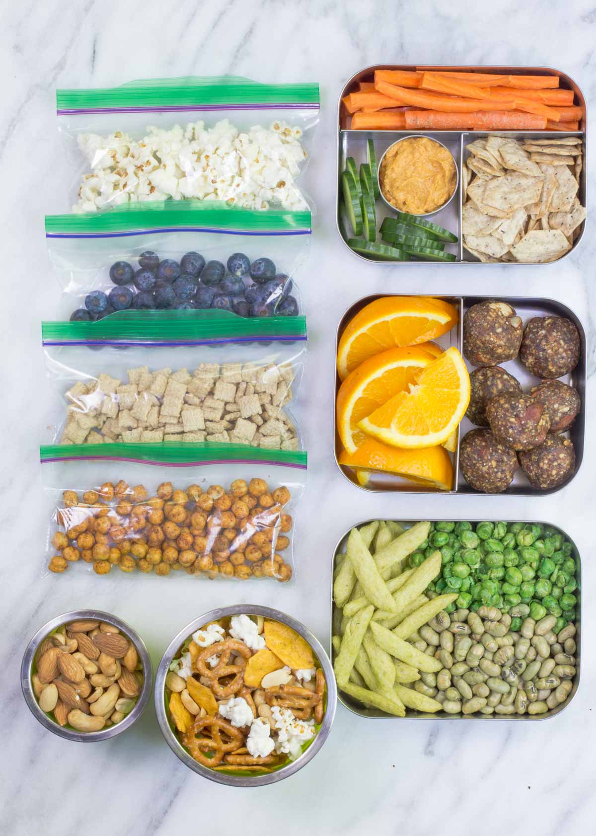 Kid-Friendly Healthy Snacks for Summer Sports