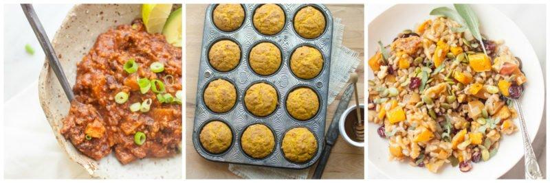More Savory Pumpkin Recipes