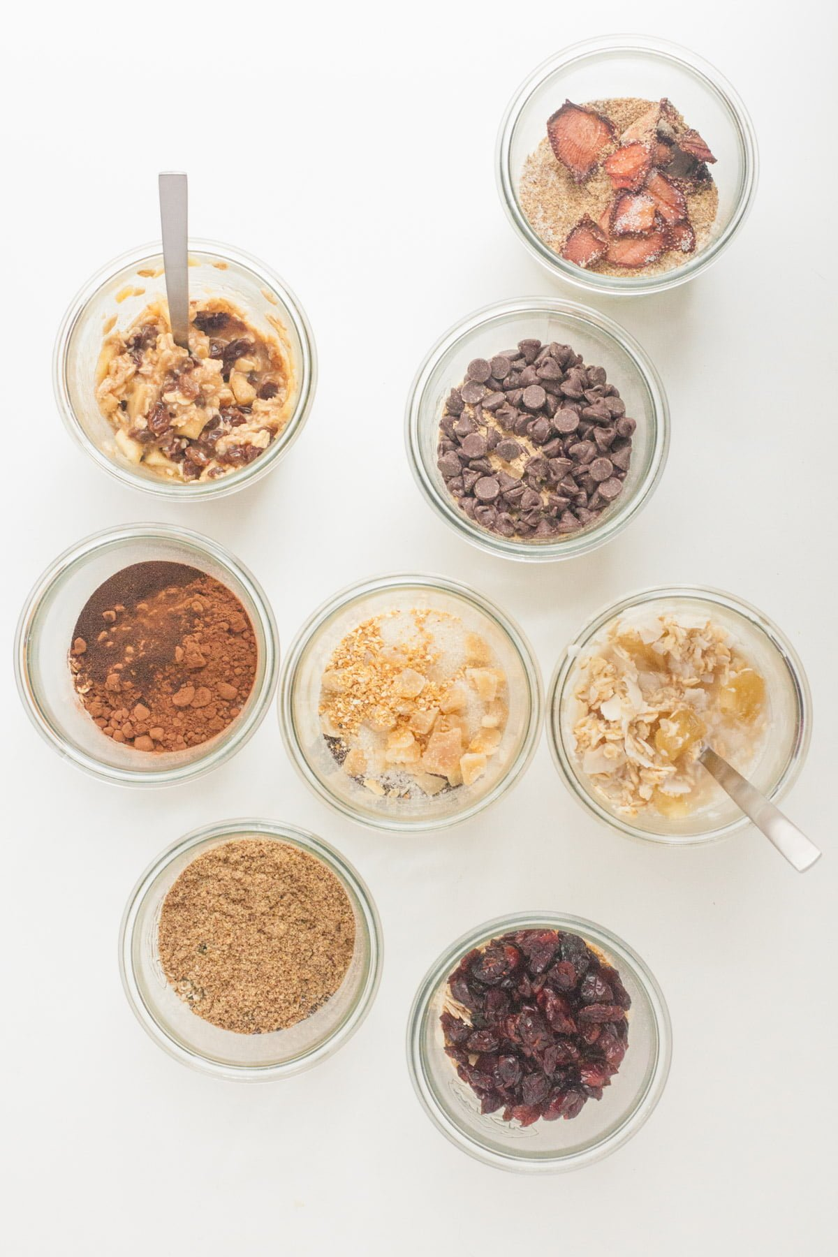 Healthy Instant Oatmeal Cups