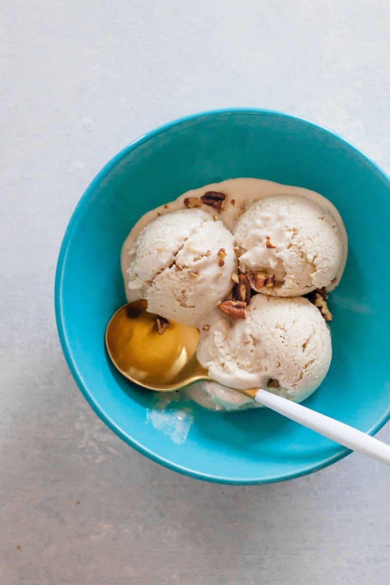 Cashew Ice Cream