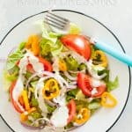 Dairy-Free Cashew Ranch Dressing