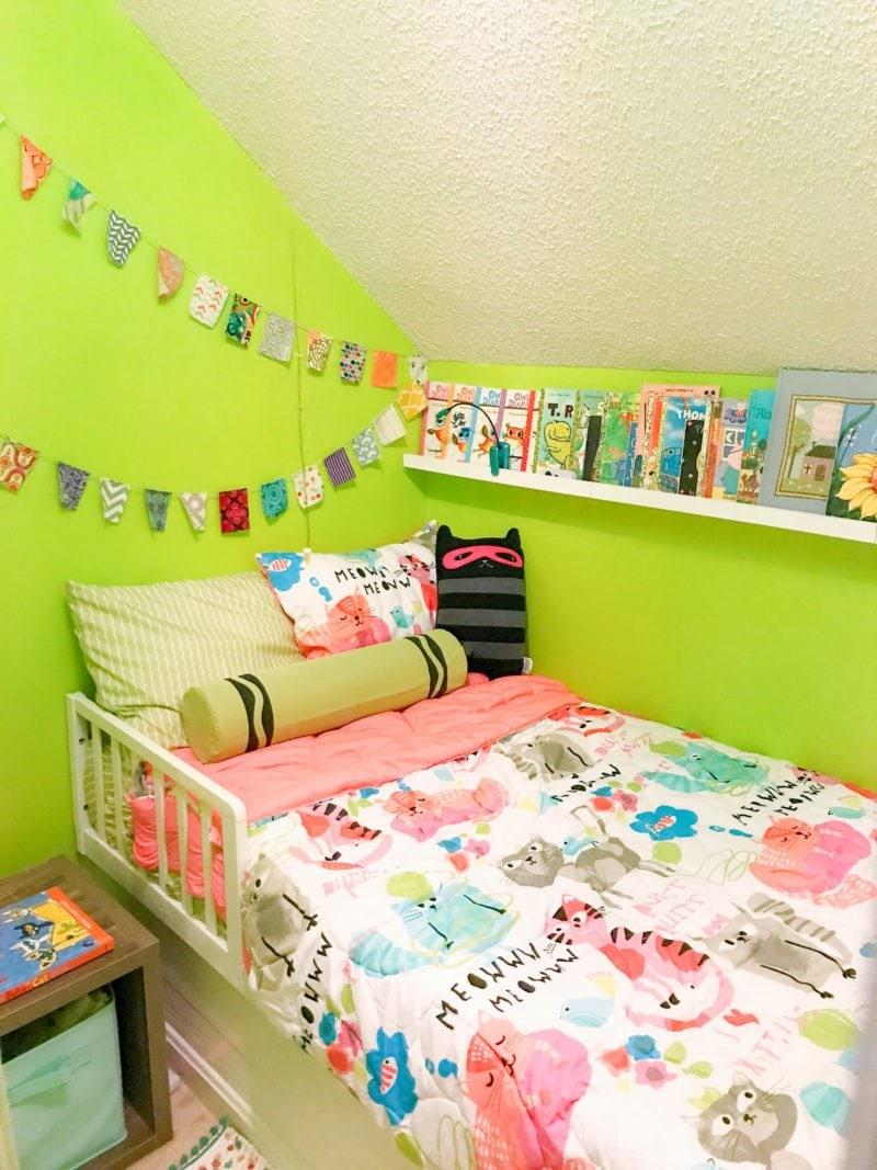 Juni's Bed