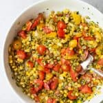 Summer Split Pea Salad