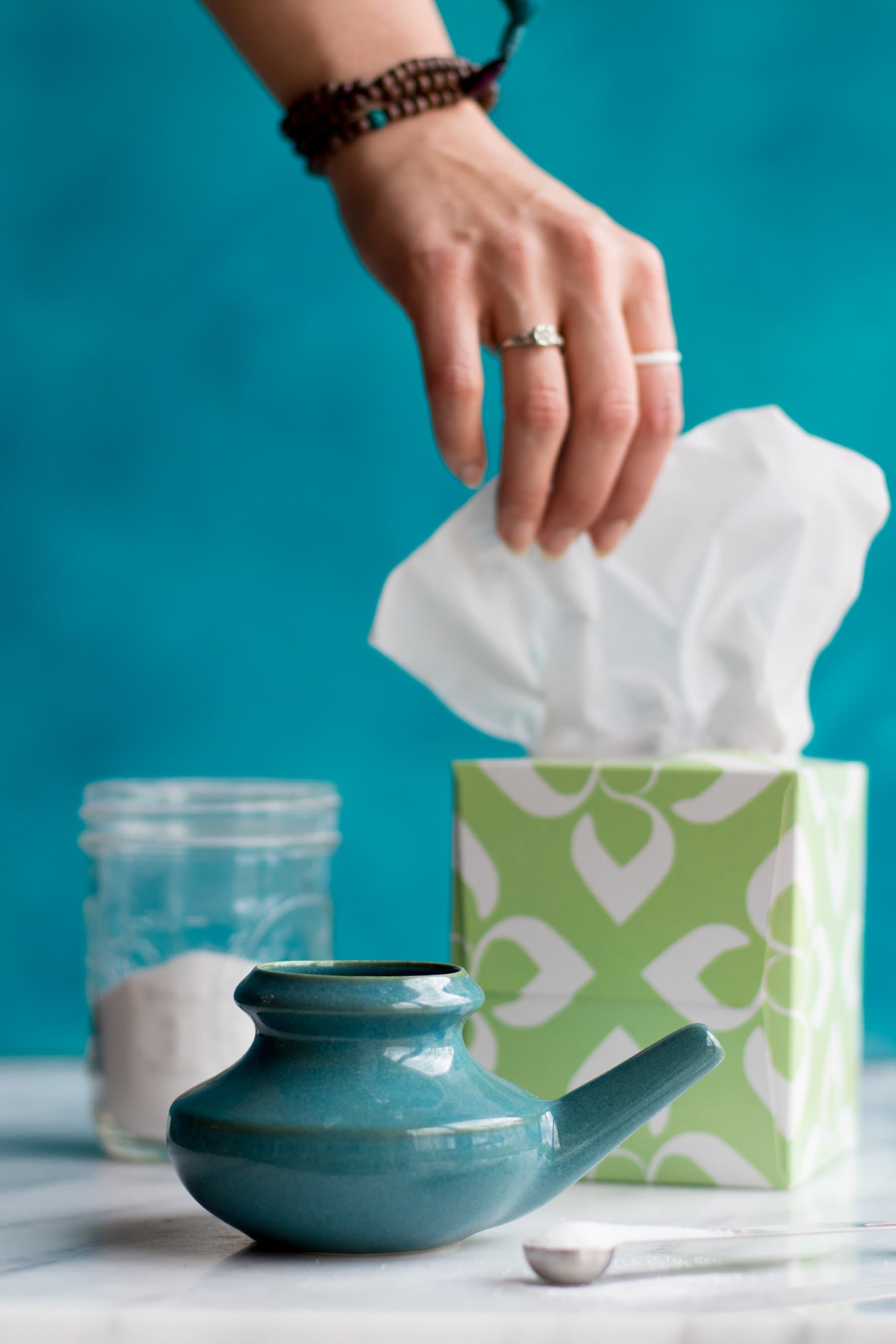 Cold and Flu Home Remedies - Neti Pot